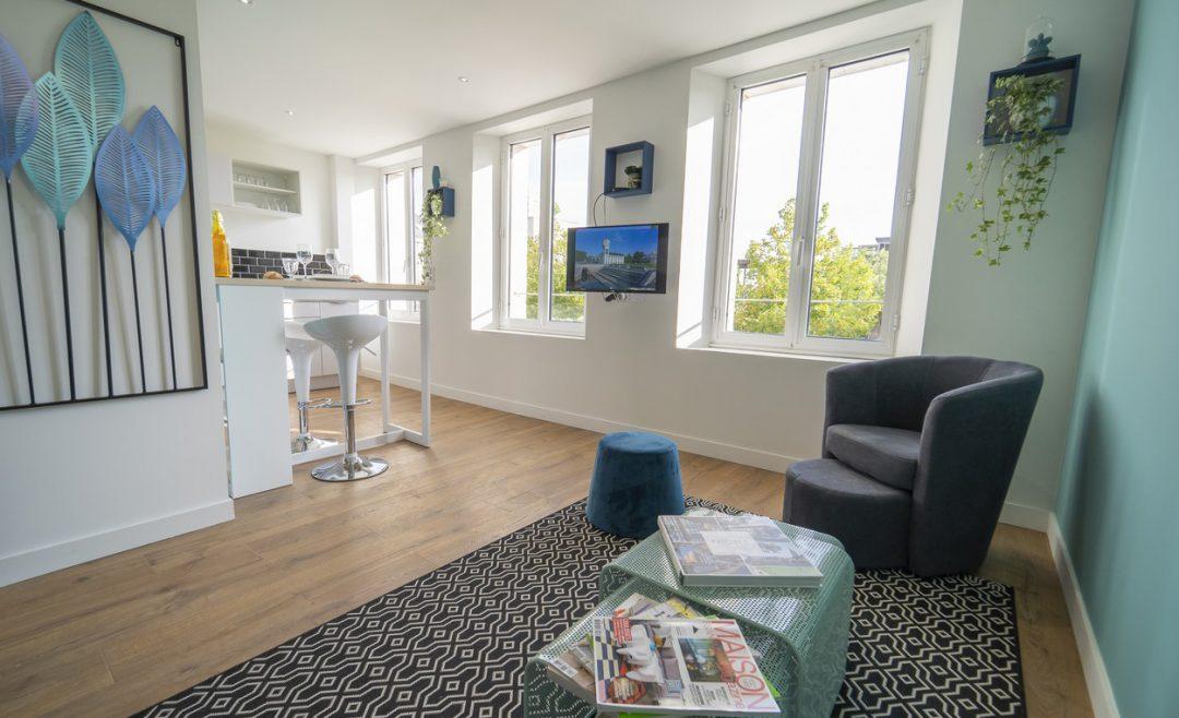 Rénovation appartement Rue Saint Jean