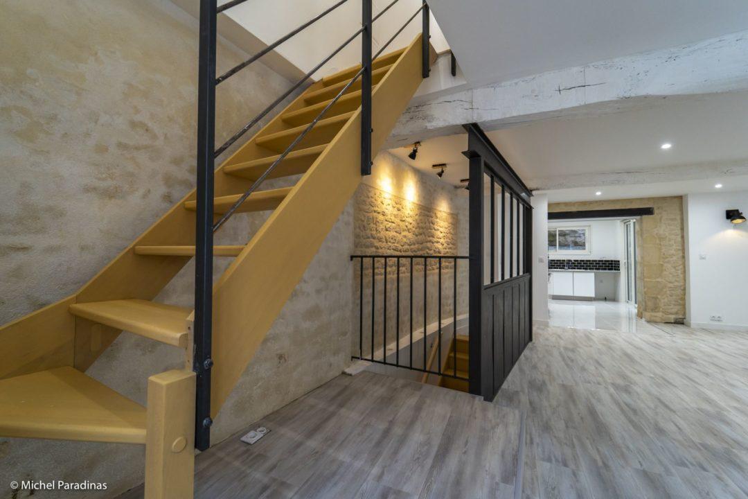 Rénovation – Rue de la Régaterie